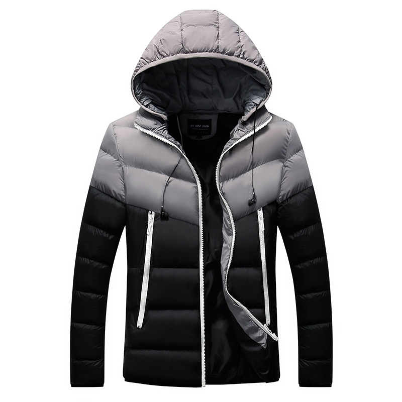 Hot Sale 2019 Parka Men Winter Jackets Cotton Chaquetas Hombre Parkas Mens Casual Outerwear Mens Jackets and Coats size M-3XL(China)