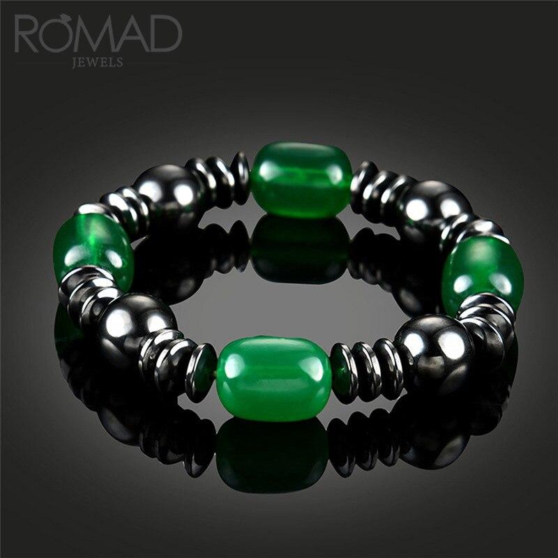 Romad font b Weight b font font b Loss b font Bracelet New Bio Magnetic Bracelet