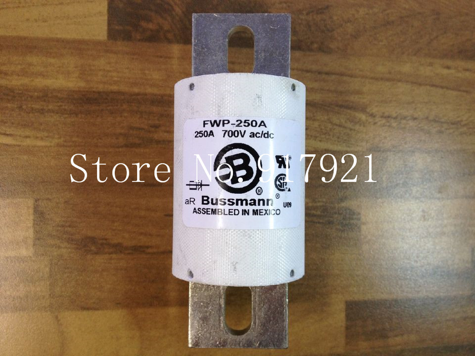 [ZOB] The United States Bussmann FWP-250A BUSS 700VAC/DC fuse fuse original --2pcs/lot [zob] the united states bussmann 250nh1 g690 250a buss 690v original fuse 2pcs lot