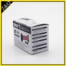 Original IDP Smart  659000 SIADC-S-YMCKFO   color uv  ribbon for use with the smart id pvc card printer