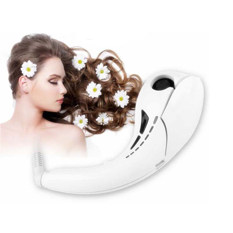 Professional Portable Hair Salon Spiral Steam Curl Ceramic Curling Iron Waver Maker Hair Curler steam spray automatic hair curler led digital hair curling iron ceramic professional deep wave hair waver salon styling tool s33