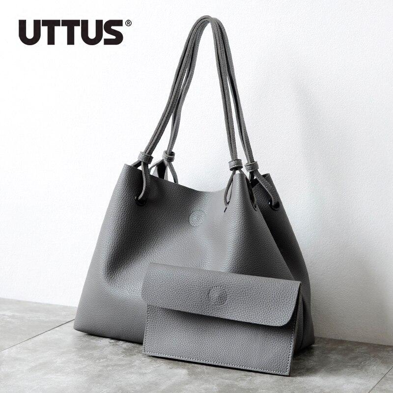 2016 designer Brand Leather bolsas femininas Women bag ladies Pattern Handbag Shoulder Bag Female Tote Bag