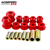 FRONT UPPER AND LOWER CONTROL ARM BUSHINGS For Honda Civic 1992 1995 For Acura Integra 1994 2001
