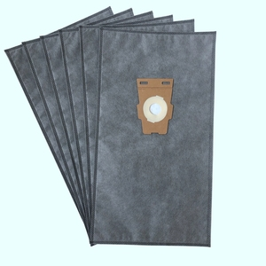 Image 1 - Cleanfairy 6PCS Micron Magic Odor Fight Vacuum Bags with Charcoal compatible with Kirby F Style replacement for Part#20816 20916