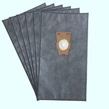 Cleanfairy 6PCS Mikron Magie Geruch Kampf Vakuum Taschen mit Holzkohle kompatibel mit Kirby F Stil ersatz für Teil #20816 20916