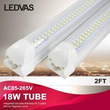 LED Integrated tube/lamp/light U-shaped…