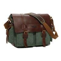 S.C. Cotton New Vintage Canvas shoulder cotton fashion Totes bag School Bag Satchel Hiking Bag men shoulder messenger bag