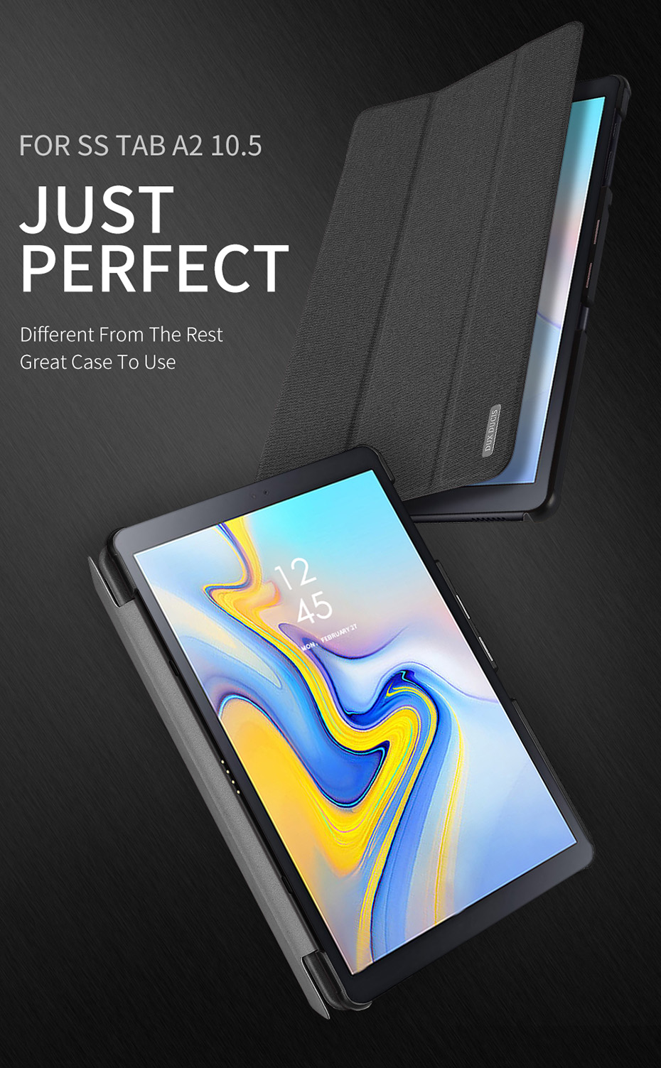 Samsung Tab A2 Case 1