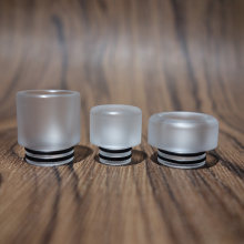 810 drip tip 510 frosted acrylic wide bore heat resistance mouthpiece for RTA RDA tank vape tips ecigarette accessories(China)