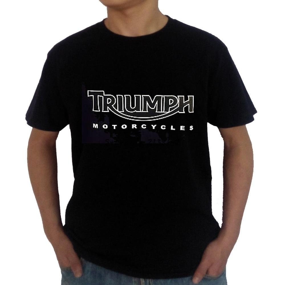 T-shirt  for bike TRIUMPH BONNEVILLE Tshirt motorcycle moto