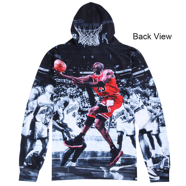 aab26c380a2ab1 Online Shop Alisister Fashion Jordan Hoodies Men 3d Print Painting  Sweatshirt Designer Men s Sweatshirts Crewneck Men women s Harajuku Hoody
