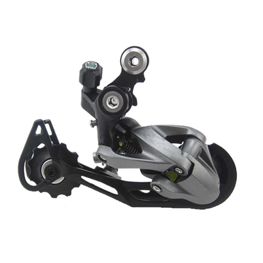 Mountain Bike Rear Derailleur M4000 Shadow Rear Derailleur T4000 9 Speed / 27 Speed Rear Derailleur hiking цена