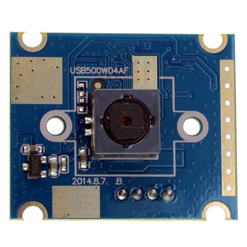 5MP full hd 60 degree view angle autofocus 25*30mm mini usb camera Module Board Android,Linux,Windows with high speed usb port