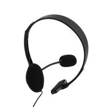 2018 Nova 3.5mm Wired Gaming Headset Fone De Ouvido com Microfone Microfone Chat Fone De Ouvido para Play Station 4 Game Acessórios