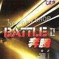 729 BATTLE II BATTLE 2 BATTLE2  липкий Pips-In  резина для настольного тенниса  пинг-понга с губкой 2 1 мм
