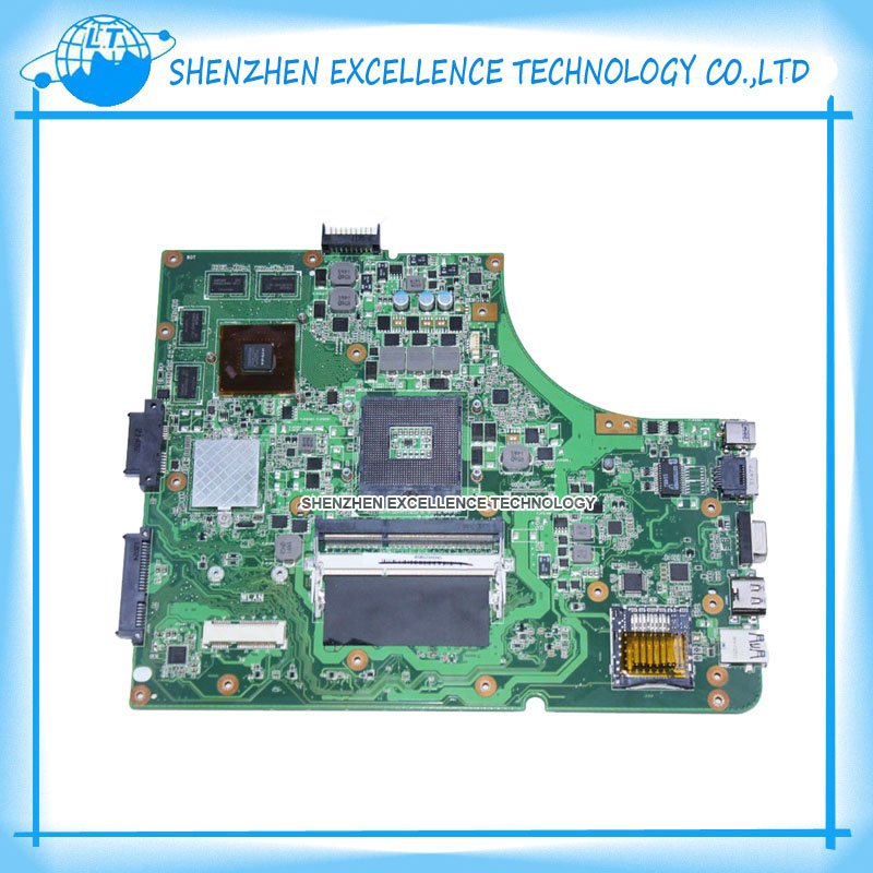 ФОТО wholesale K53SV laptop motherboard 1G 8 pcs of storage fully tested well and free shipping
