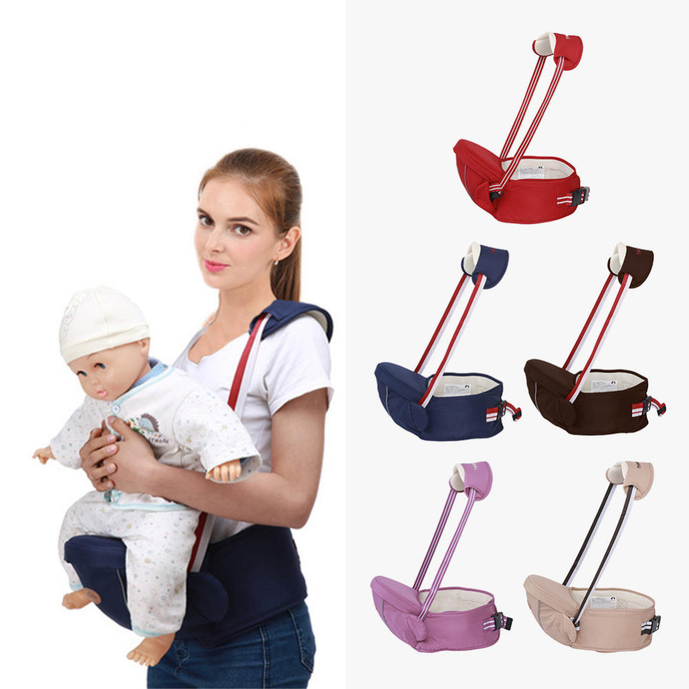 New Ergonomics Design Baby Ladies and Gentlemen Baby Strap Baby Strap Multifunctional Baby Stool Belt 0-36 M ...