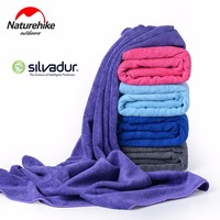 Naturehike Outdoor Sports Quick Drying Towel Camping Hiking Swimming Free Fast Dry Beach Towels For Adults