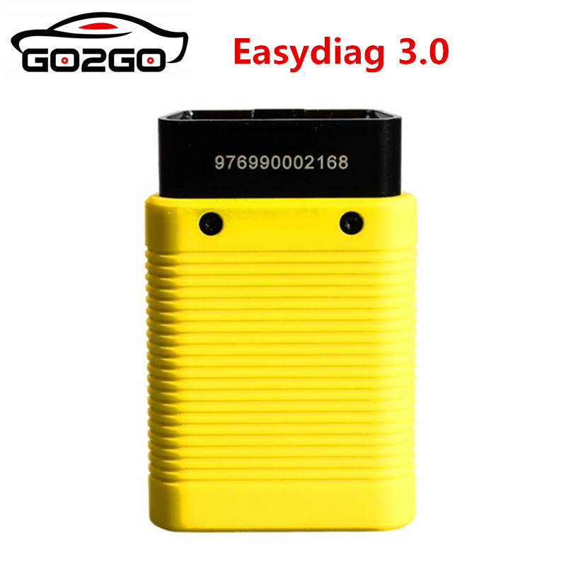Newly Version Launch X431 Easy Diag Original Diagnostic Tool Easydiag 2.0 for Android/iOS Scanner Update Via Launch Website original launch m diag lite m diag lite plus bluetooth diagnostic tool scanner code reader obdii batter than x431 idiag easydiag