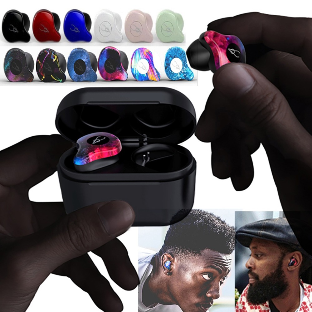 Sabbat X12 Pro Mini BLuetooth Earphone Port Cordless Wireless Earbuds Stereo in-ear 5.0 Waterproof Wireless ear buds Earphones sabbat mini tws v5 0 bluetooth earphone sport waterproof true wireless earbuds stereo in ear bluetooth wireless ear buds headset