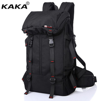 New European Style KAKA Travel Backpack Military Shoulder Bags Waterproof Oxford Nylon Men's Backpacks Big Capacity Luggage Bags