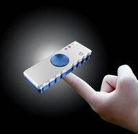 Hot Finger Gyro Hand Spinner Hand Spinner Fidget Toy Fidget Tri Spinner Electronic Cigarette Lighter Spin
