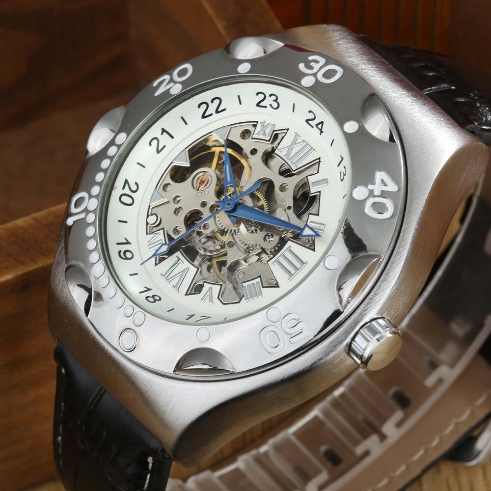 Aliexpress.com : Buy GOER Fashion Brand Watches PU Leather ...