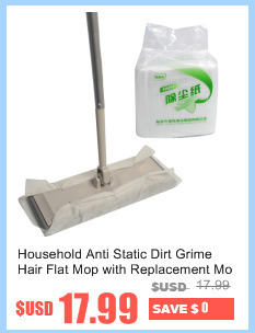 Household 360 Degrees Rotatable Dust Removing Mop Antistatic