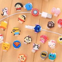 Дропшиппинг Туристические товары милые поводок для животного намотки протектор для наушников USB линии держатель телефона аксессуар