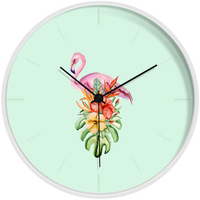 Modern Wall Clock Living Room Silent Metal Nordic Kids Wall Clock Kitchen Unique Watch Saati Home Decoration Accessories 40CH10