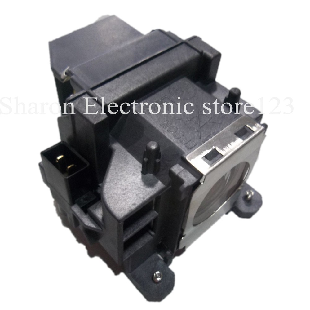 ФОТО Brand New Replacement Lamp with Housing ELPLP48 For EB-1700/EB-1720/EB-1725/EB-1730/EB-1723/EB-1735/EMP-1720/EMP-1725/