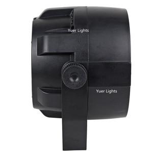 Image 5 - 軽音楽 30 ワット rgbw 4IN1 led cob par ライトステージ洗浄効果光 dmx ディスコライトパー用 led dj 照明レーザープロジェクター
