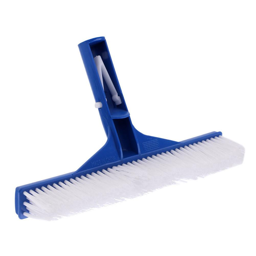 10 Inch Durable Swimming Pool Cleaning Brush Algae Floor