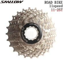 SUNSHINE-SZ Road Bike 11 s Cassette 25t 11-25T  Steel Freewheel 22 Speed Flywheel Sprocket for Bicycle Parts Rated 5.0 /5 based