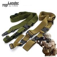 Tactical Gun Sling Belt 3 Point Adjustable Rifle Tactical Hunting Belt  Military Hunting Belts Outdoor Survial Gun Sling Strap strap strap strap outdoor strap tactical -