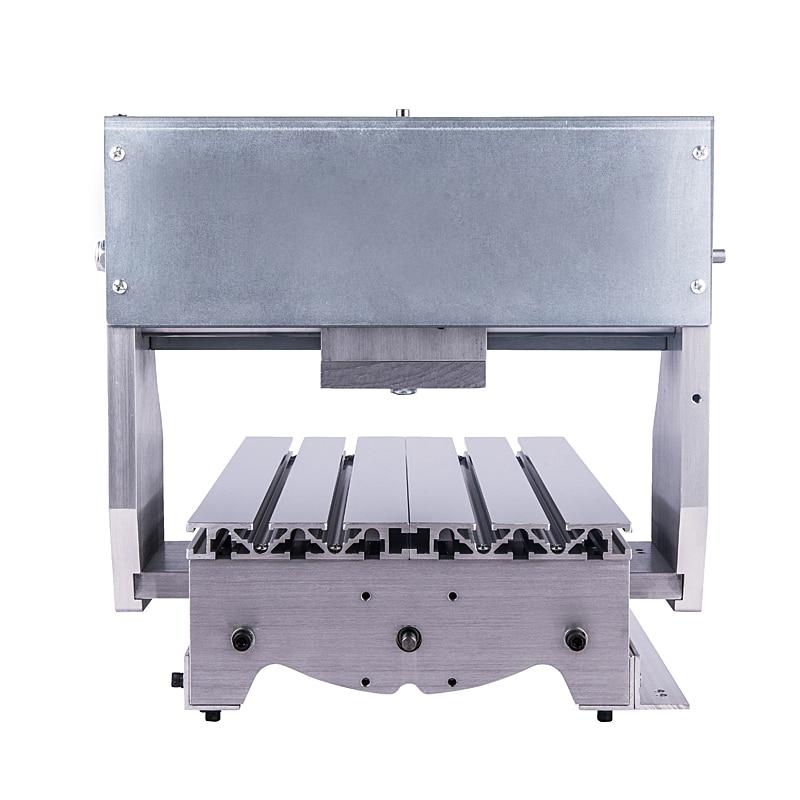 """""""Pasidaryk pats"""" CNC rėmo komplektas graviravimo mašinai 3020Z - Medienos apdirbimo įranga - Nuotrauka 4"""