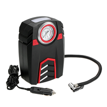 Air Compressor DC 12V Portable Pump Tire Inflator with LED Digital Display up to 150PSI for Car Bicycle SUV Boat 8bar air compressor head reorder rate up to 80