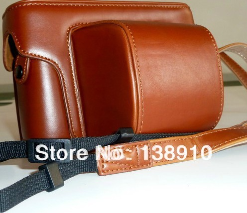 Free Shipping High quality NewCamera Case Bag for FujiFilm Fuji X-Pro1 X Pro 1 Camera Black