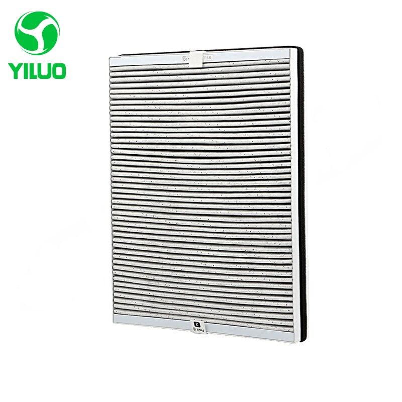 365*278*45mm AC4147 Composite filter net kit AC4074 AC4076 AC4016 FY3107 ACP077 air purifier parts propre p010 ac4147 в дополнение к фильтру фильтра формальдегида philips фильтр для очистки воздуха для ac4076 ac4014 ac4016