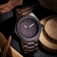Hot Sell 2017 Top Luxury Brand UWOOD Dress Casual Quartz Watches Bamboo Mens Wooden Wrist Watch