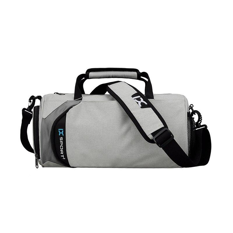 Sports Gym Duffel Barrel Bag California Blooms Proud Travel Luggage Handbag for Men Women