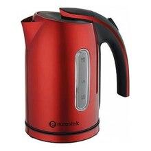 Чайник электрический Eurostek ЕЕК-2212 (мощность 2200 Вт, объем 1.7 л, подсветка, защита от перегрева)