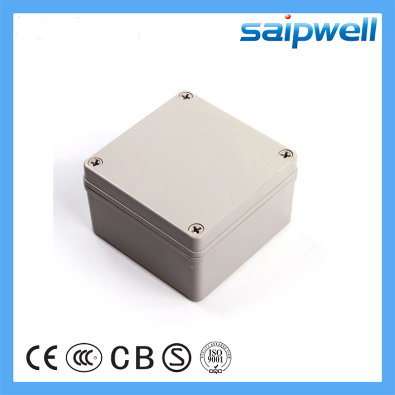 High quality ABS switch box waterproof IP66 junction box electronic box 125 125 75mm DS AG