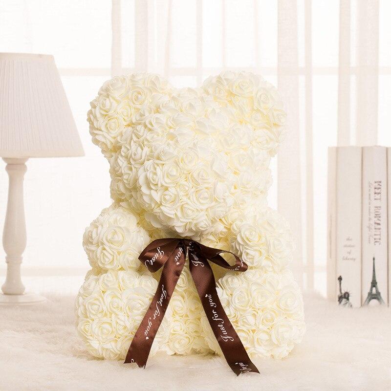 Subiu Urso Decoração da Festa de Casamento Presente do Dia Dos Namorados Namorada Presente Do Miúdo Dos Desenhos Animados Bonitos Super Amor Bonecas do Urso Presente