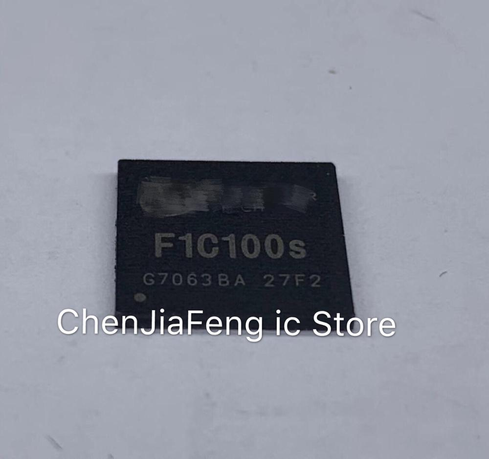 1PCS~10PCS/LOT <font><b>F1C100S</b></font> QFN New original image