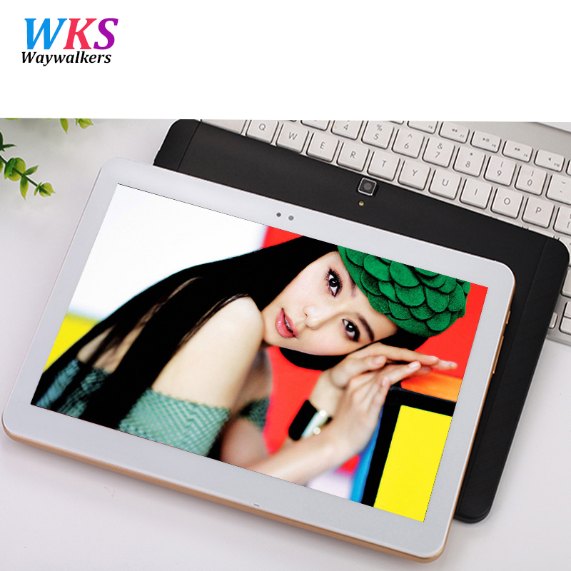 waywalkers T805G HD 10 1 inch tablet pc octa core 4G LET Android 6 0 4GB