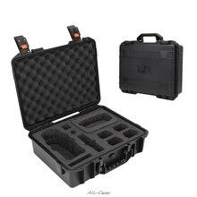 עמיד למים מזוודת תיק פיצוץ הוכחת נשיאה אחסון תיק תיבת לdji Mavic 2 פרו Drone אבזרים
