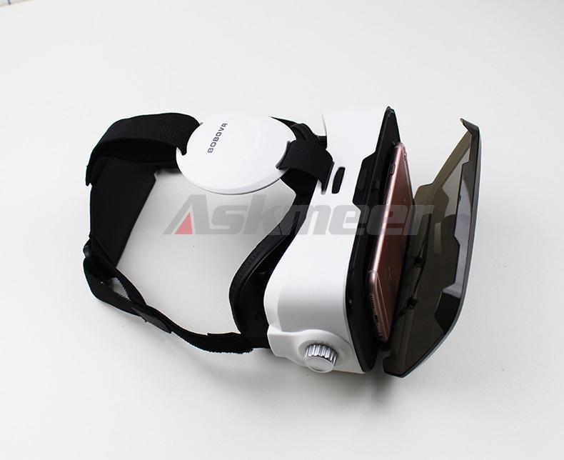 3D VR Glasses Headset    Virtual Reality Google Helmet Cardborad gafas   oculos 3d (5)