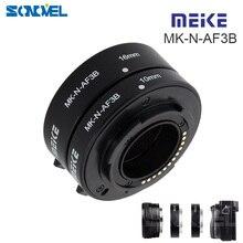 マイクスオートフォーカスマクロ延長チューブ 10 ミリメートル 16 ミリメートルニコン 1 ミラーレスカメラ AW1 S2 J5 J4 J3 j2 J1 V3 V2 V1