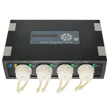 Jebao DP-2 DP-3 DP-4 DP-5 DP-3S DP-4S автоматическое дозирование насос автоматический дозатор для риф аквариум элементы